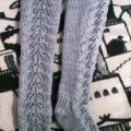 Megztos kojinės, pukojinės
