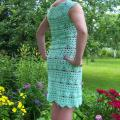 vasarine suknele mergelei