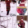 Ediba - Suknelė - maišas