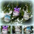 Editos-spalvos - Kalėdiniai žaisliukai :)