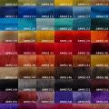 Merino sluoksna 20,5 mikronų dažyta