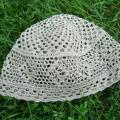 robe-a - Kepurė iš lino
