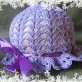 skrybėlaitė mažylei