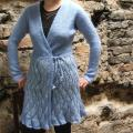 Žydras megztinis
