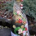 Puoštas butelis
