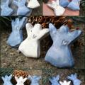 colibri - angelas baltas
