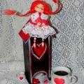 """Editos-spalvos - Dėžutė arbatai """"Tikra meilė"""""""
