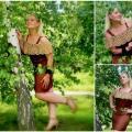 Editos-spalvos - Suknelė