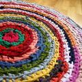 linksmas storas kilimėlis
