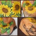 Saulės bučinys - saulėgražos