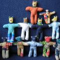 Lėlės, žaislai