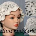 Balta kepuraitė