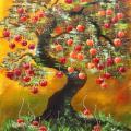 Bonsai vyšnia 60x75