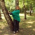 Daidija - Žalias (smaragdinis) universalaus dydžio megztukas - kardiganas