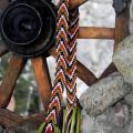 Editos-spalvos - Pintinė aukštaitiška juosta 3