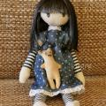 egre - Tekstilės lėlė Lilit
