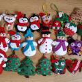 Kalėdiniai žaisliukai 2
