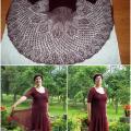Knitfinity - Moherinė suknelė