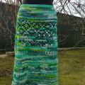 Nertas ilgas sijonas