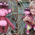perle70 - Beždžionėlė Čikita