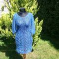 rasuva - Mėlyna suknelė