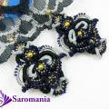 "saromania - Auskarai ""Kleopatra"""