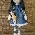 Tekstilės lėlė Lilit