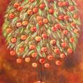 Abrikosinė vyšnia 50x75