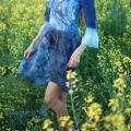 "fancycolor - Velta suknelė ""Vakaras"""