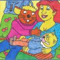 Kai Naitmenas Katinas kadaise tebuvo dar tik kūdikis