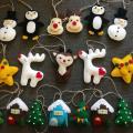 Kalėdiniai eglutės žaisliukai