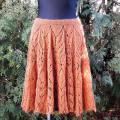Kiauraraštis sijonas