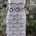 """Knitfinity - Suknelė """"Kriauklė"""""""