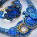 "Liana - komplektas ""Deep blue"""