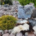 luna - Velta pagalvėlė ir kilimėlis