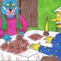 Magijos seansas Burtininkų šeimos namuose