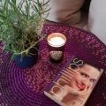 """Milra - Virvinė stalo padėkliukas - servetėlė """"Mandala"""""""
