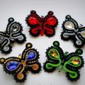 naujos spalvos, nauji drugeliai