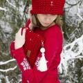 Nerta raudona kepurė