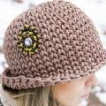 Nerta stilinga kepurė