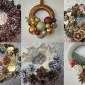 nikolia - Kalėdiniai vainikai