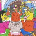 Nyciečiai švenčia Kalėdas Kėžiuose