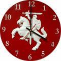 Rankų darbo laikrodis - Vytis