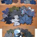 simjol - Servetėlės - klevo lapai