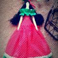 sirdelle - Tilda Šv.Kalėdų fėja