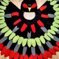 baltabalta - Gaidžio, gaidelio, viščiuko karnavalinis kostiumas