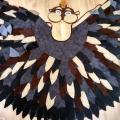 baltabalta - Paukščio, paukščiuko, žvirblio, žvirbliuko karnavalinis kostiumas vaikams*2