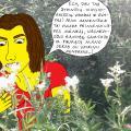 Botanikė Dorota atvyko padirbėti į Papyvesio slėnį