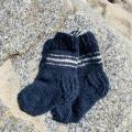 GP-1244 Alpakos vilnos vaikiškos kojinytės