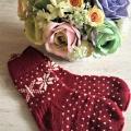 GP-942 Megztos vilnonės kojinės
